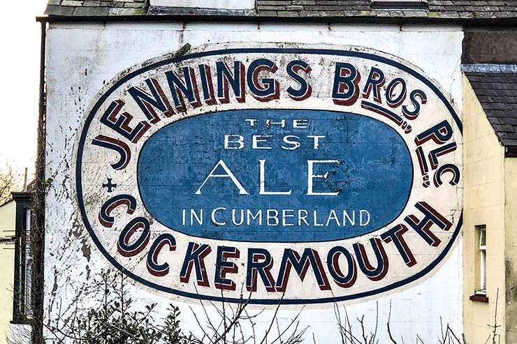 Jennings Brewery in Cockermouth